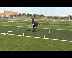 Defensive Back Drills to Improve Your Footwork