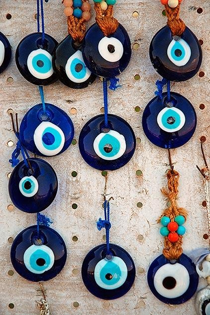 The Old Town quarter contains a market where traditional evil-eye charms are sold. Bosnia-Herzegovina