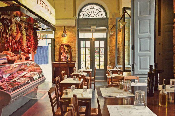 ArtTable | Αθήνα: ξεχωριστά εστιατόρια – παντοπωλεία | Τα Καραμανλίδικα του Φάνη, karamanlidika.gr