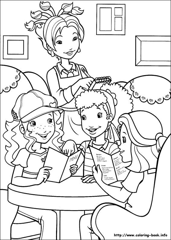 hobbies coloring pages - photo#24