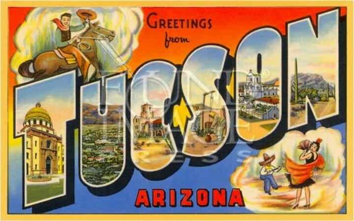 Tucson, Arizona will always be home