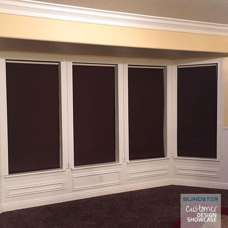 The 25 best ideas about room darkening shades on for Room darkening window treatments ideas