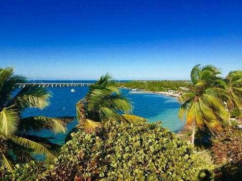 Travel Channel sourced our favorite spots to camp in the Florida Keys.