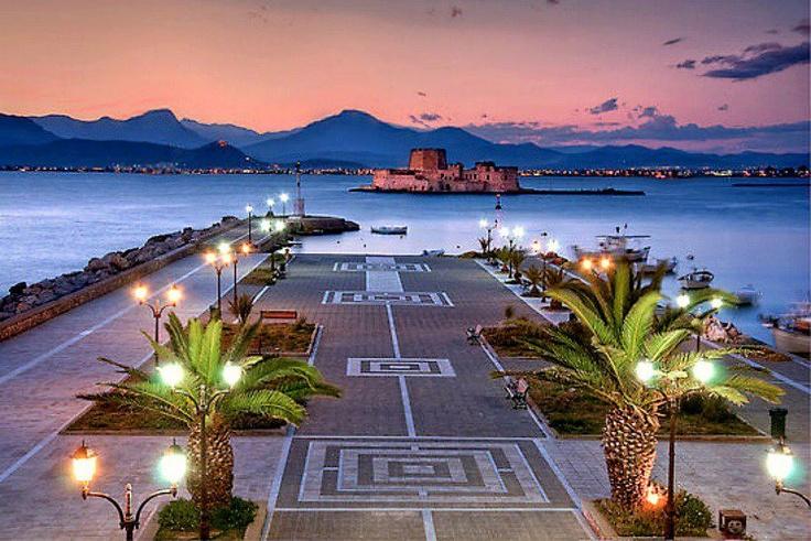 The amazing town of Nafplio #Greece