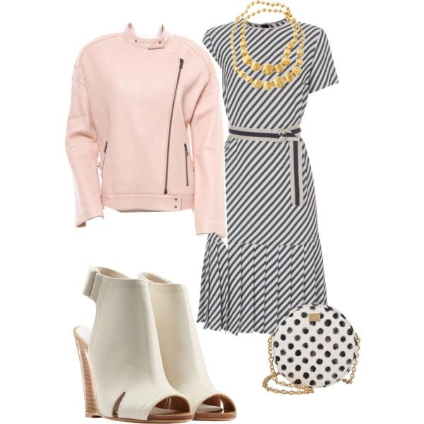 A fashion look from February 2015 featuring Paul Smith dresses, J Brand jackets and rag & bone shoes. Browse and shop related looks.