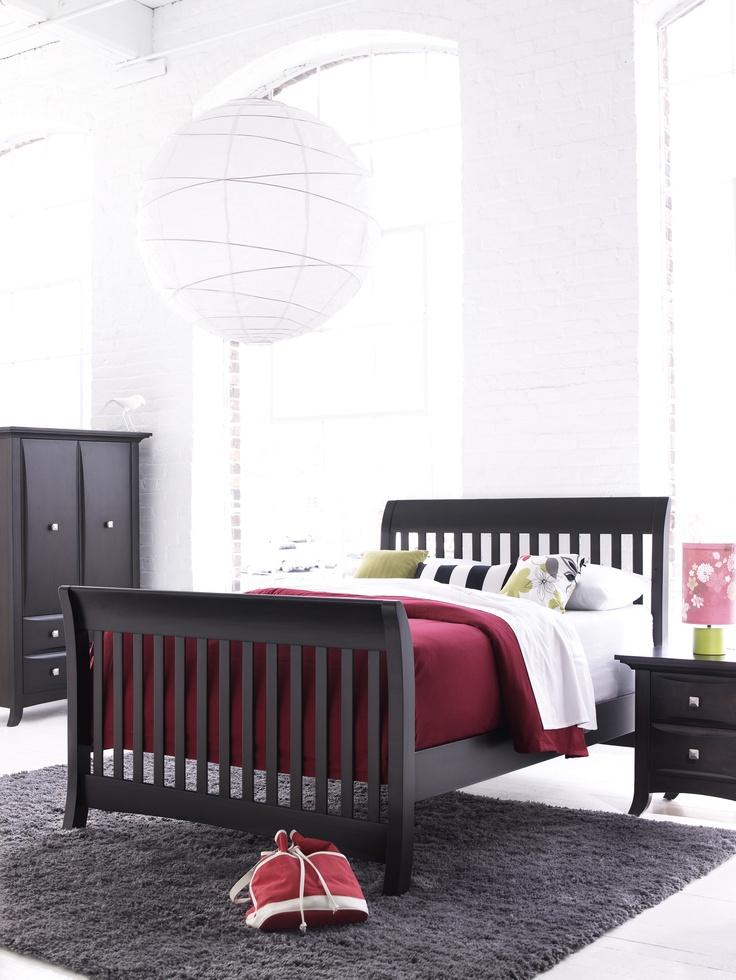 Bonavita metro crib to bed conversion kit bonavita for Bonavita nursery furniture