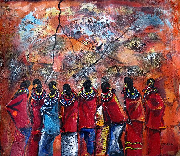 1000+ Images About Africa Art On Pinterest