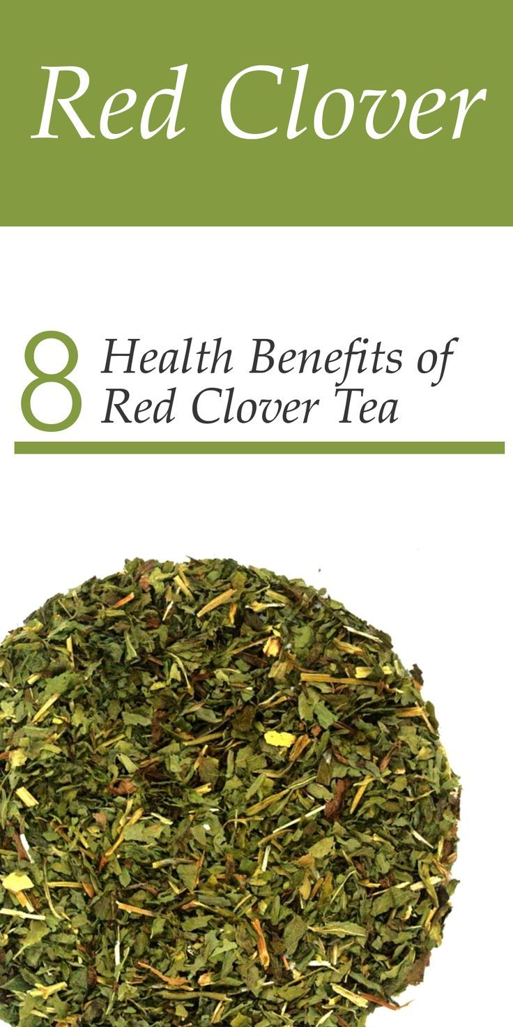 8 Health Benefits of Red Clover. This medicinal herb especially takes to the throat, lungs, skin and salivary glands. Red clover also stimulates lymphatic movement, reduces inflammation, reduces respiratory irritation and promotes tissue repair. Red clover is helpful in supporting all of the organ of elimination, expelling phlegm from the lungs and improving overall health.