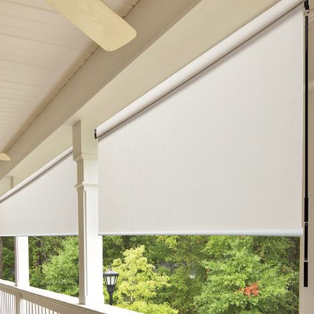 When the temperature soars you might want to close off a patio, entertainment area or add privacy to an outdoor space. You will be pleased to note that Decorland has just launched Outdoor Crank Roller Blinds that are perfect for the hot weather we've been having. http://www.easydiy.co.za/index.php/restore/596-outdoor-roller-blinds-for-shade-and-privacy