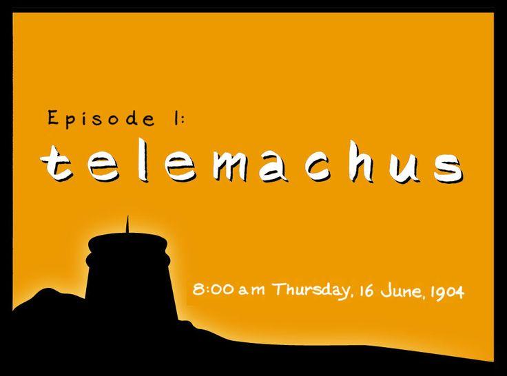 Episode 1 - Telemachus - James Joyce Centre