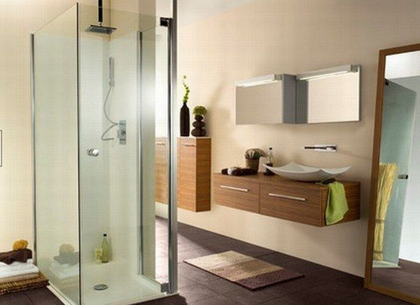 modern bathroom sets from ambiance bain httpfreshomecom2010 - Modern Design Bathrooms 2010