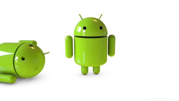 android google robot wallpaper