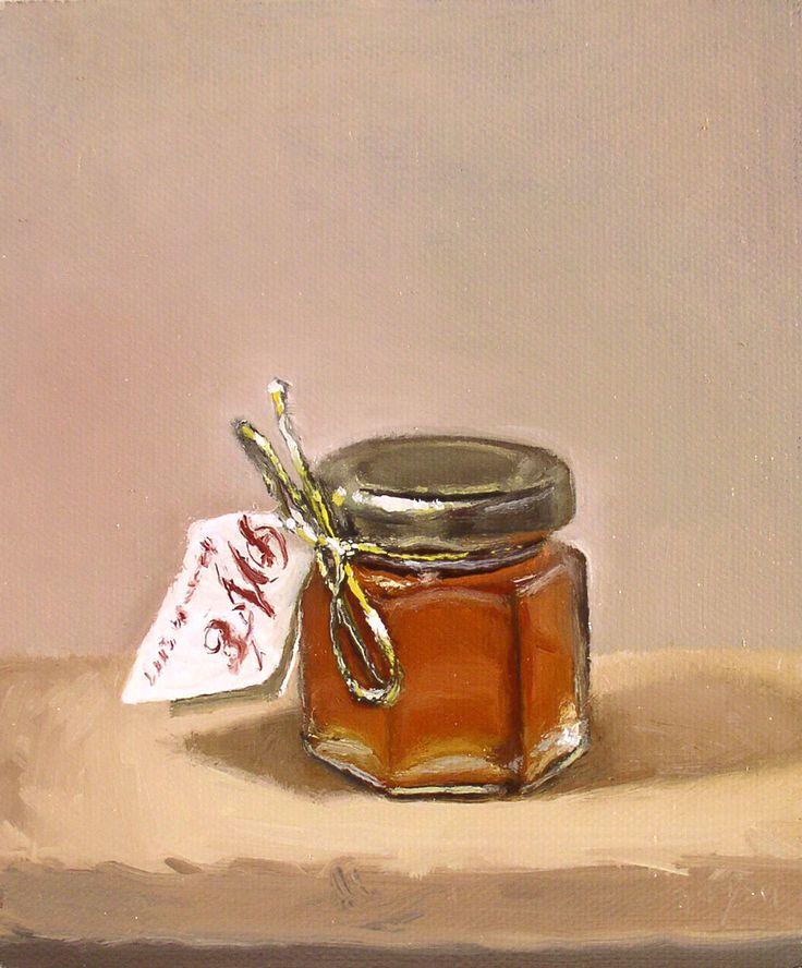 Abbey Ryan. Jar of Honey