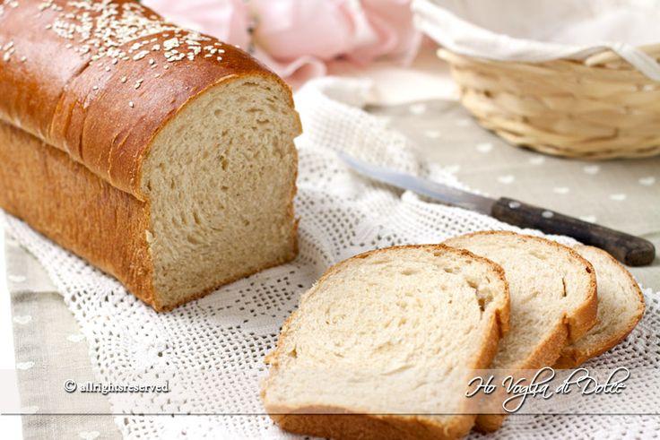 Pan bauletto integrale, ricetta fatta in casa | Ho Voglia di Dolce
