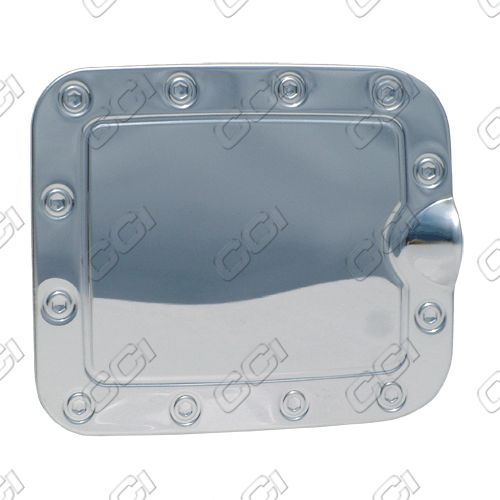 Toyota Tundra 2003-2006 Chrome Fuel Door Cover (stainless Steel)