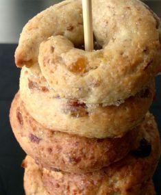 Ciambelline all'uvetta e mandorle - Tutte le ricette dalla A alla Z - Cucina Naturale - Ricette, Menu, Diete
