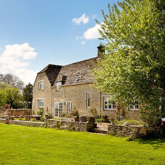 Best Modern Country Houses Ideas On Pinterest Container - Creative redeisgn turning stone cottage modern country home england