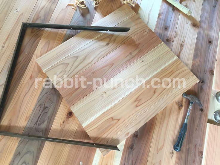 キッチンの床下収納 点検口をdiyまとめ 床下地から作る