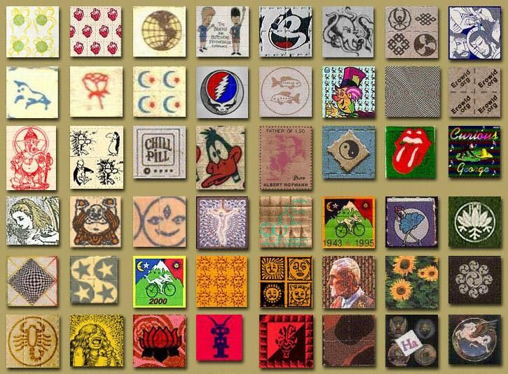Image result for LSD Tabs