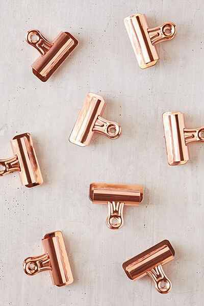 copper clips