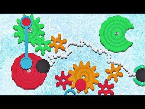 Crazy Gears App - Mechanik Lernspiel für Kinder mit Zahnrädern, iPad & iPhone