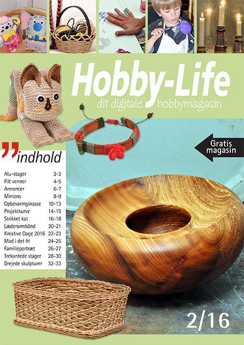 Hobby-Life, dit digitale hobbymagasin - gratis