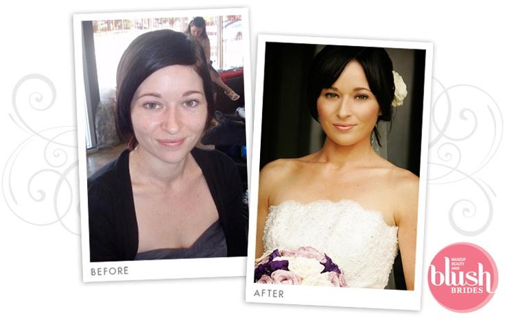 Makeup Inspiration for Brides