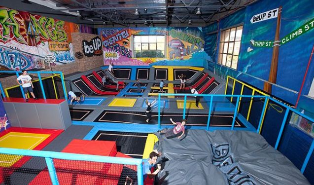 be.UP Park Indoor Family Fun Centre in Pinelands.   Workout while having a good time at this new one-of-a-kind active hub suitable for the whole clan! Read here for the full detials: http://www.capetownmagazine.com/be-up-park   Check out more New places and 'Hot Spots' here: http://www.capetownmagazine.com/hot-spots-in-cape-town