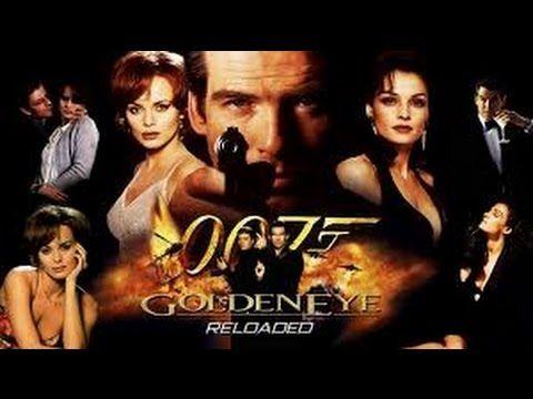 James Bond 007 GoldenEye Full Movie English HD 1995 Pierce Brosnan, Sean Bean, Izabella Scorupco - YouTube