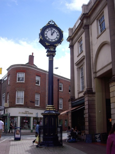 Stourbridge Town Clock  Third great grandparents lived in Stourbridge, Worcestershire most of their lives. Want to see it!