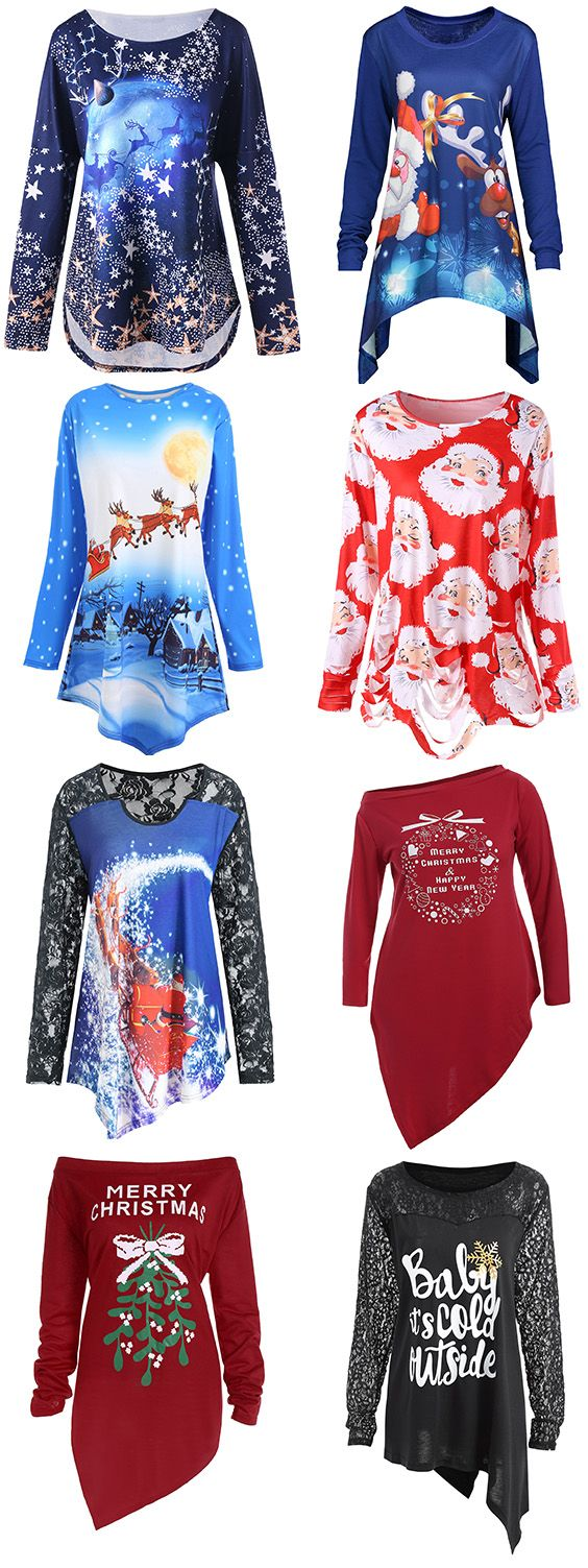 30+ Best Christmas t shirts to        pppp inspire yourself.Shop 00this look,Free Shipping Worldwide!