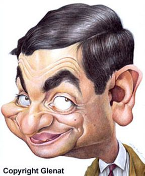 Mr. Bean.      For more great pins go to @KaseyBelleFox