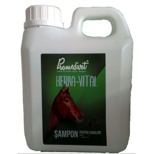 Sampon Herba-vital pentru cabaline 1 litru