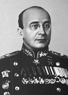 Lavrentiy Beria, 54, a Soviet politician, was executed for treason in 1953. During his trial, it was revealed that he was known to kidnap & rape women; after, the women were offered bouquets. The implication being that to accept made it consensual; refusal would mean arrest. In the 1990s, routine work on the grounds of his Moscow villa turned up the bone remains of several young girls buried in the gardens, suggesting he may have murdered some of the women who resisted.