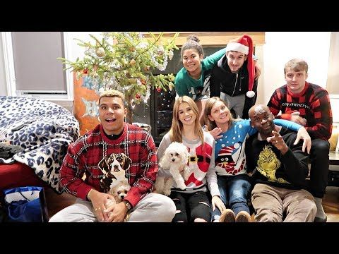 CELEBRATING CHRISTMAS DAY WITH FAMOUS YOUTUBER KIDS: DIY TURKEY HACKS