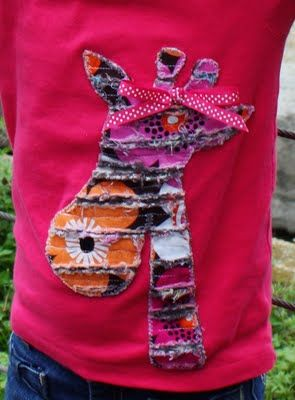 Shabby applique tutorial