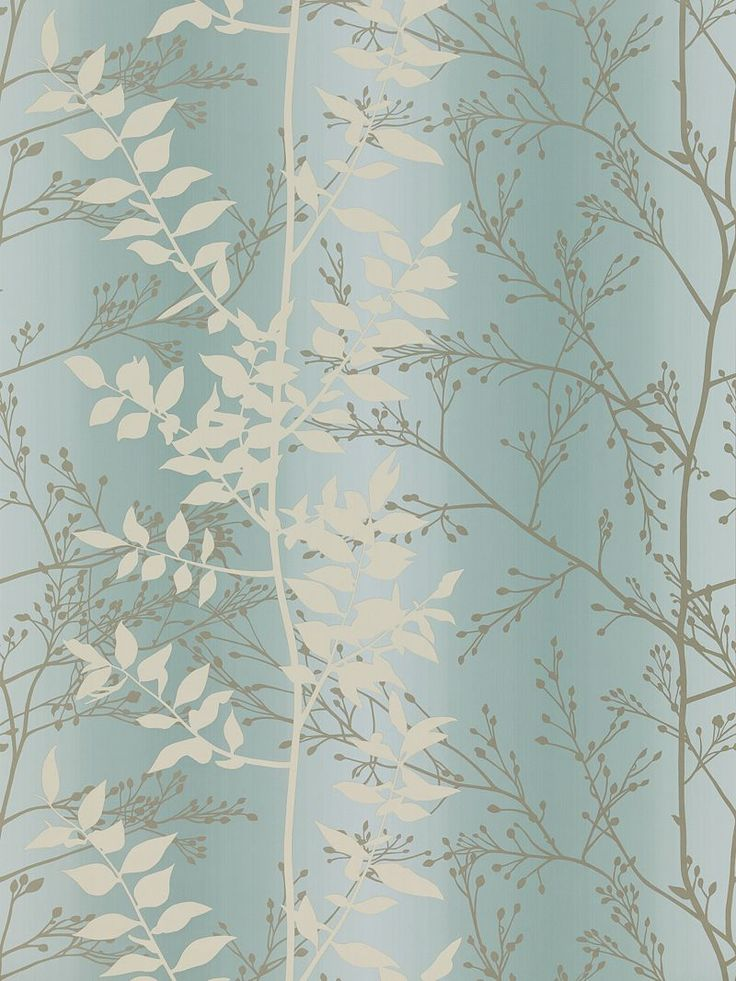 Buy harlequin persephone wallpaper duck egg