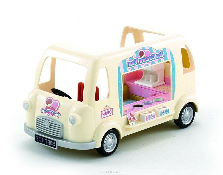 Sylvanian Families Игровой набор Фургон с мороженым