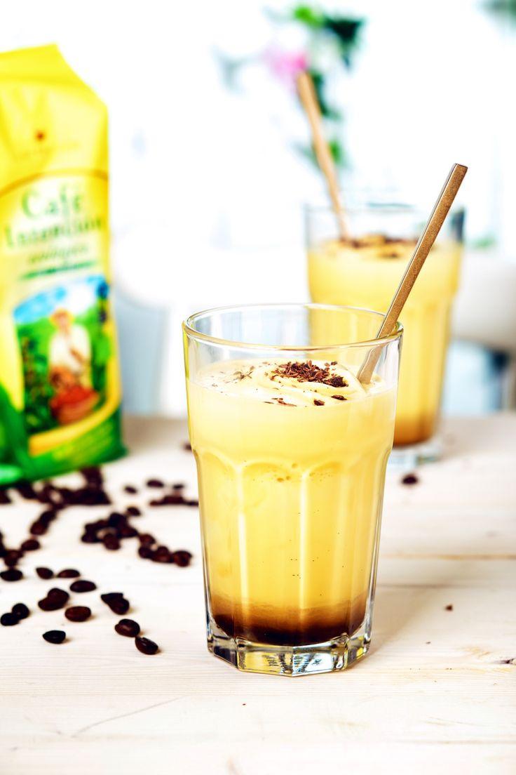 Fairtrade (h)eerlijke ijskoffie