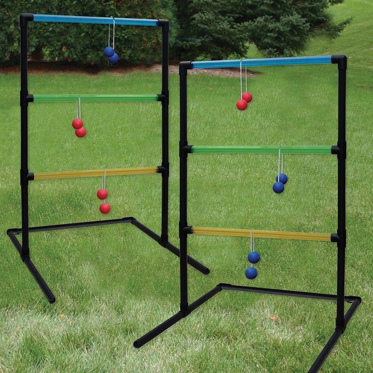 Triumph 35-7015 Beginner Transparent Ladder Toss