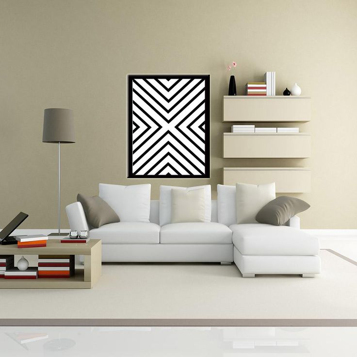 'Lost in Abstraction' Canvas Print