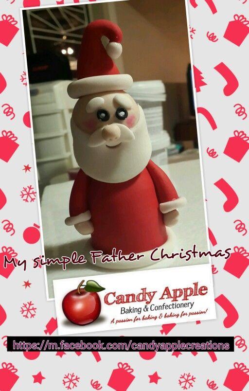 Father Christmas https://m.facebook.com/candyapplecreations