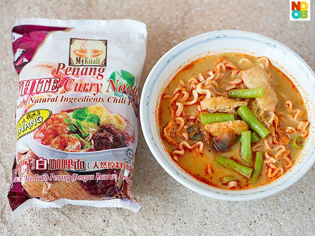 MyKuali Penang White Curry Noodles