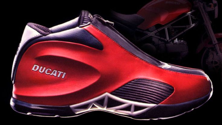 Heel & Toe: Oregon designer dreams up Ferrari, Ducati sneakers – Autoblog