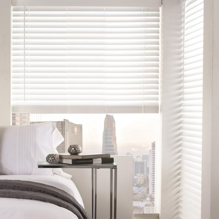 Faux Wood Blind/FAUX WOOD/HORIZONTAL/BLINDS/WINDOWS|Bouclair.com