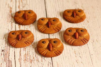 Bagoly keksz