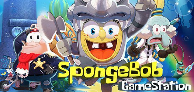 SpongeBob Game Station per Android – un endless runner fuori di testa!