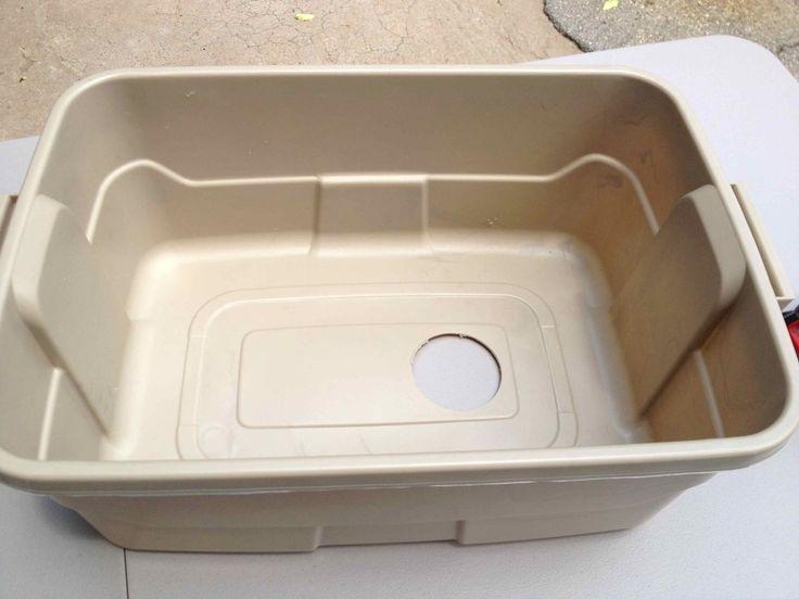 Super Cheap Lightweight Full Size Camping Sink