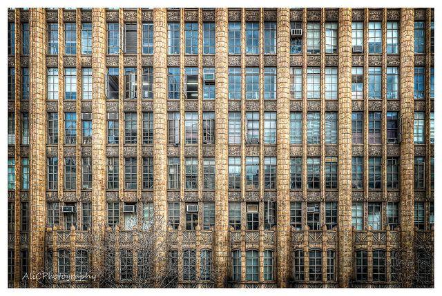 Manchester Unity Building Facade