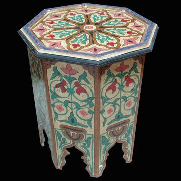 Best 25 moroccan furniture ideas on pinterest moroccan for Moroccan hand painted furniture